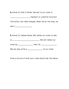 AVID Star Note Taking Introduction