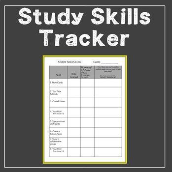 AVID Study Skills