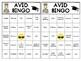 AVID themed BINGO