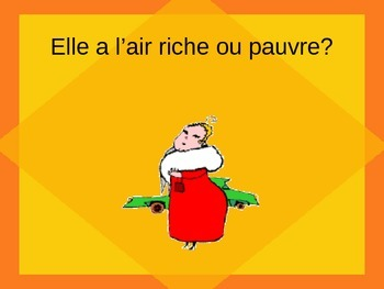 French AVOIR expressions (presentation +oral and written activities) 37 slides!