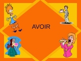 French AVOIR expressions (presentation +oral and written a