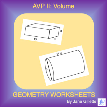 AVP II: Volume