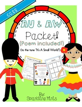 AW AU Poem and Packet!