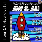 AW AU [[Word Family GAMES!]]