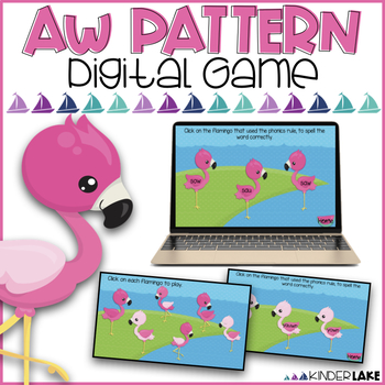 AW Pattern: Interactive Game