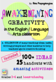 AWAKENING CREATIVITY in the English / Language Arts classroom