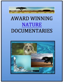 AWARD WINNING NATURE DOCUMENTARIES