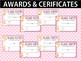 AWARDS : Valentine's Day, Class Cupid, Valentine Awards