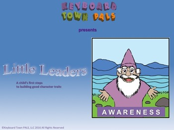AWARENESS - Be alert and notice your surroundings.