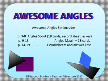 AWESOME ANGLES PACK