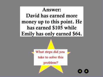 AWESOME CCSS Math Jeopardy Game/Flipchart Multiplication Addition Place Value ++