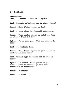 AWESOME FRENCH DIALOGUES
