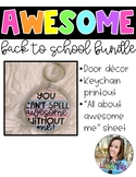 Awesome Back to School Resource