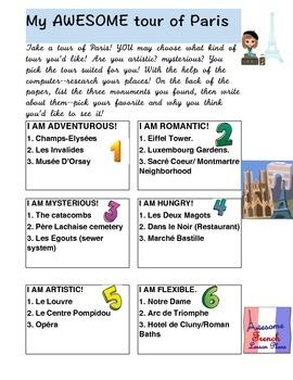 AWESOME TOUR OF PARIS