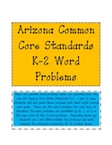 AZ Common Core Standards: Common Addition and Subtraction