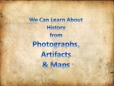 """AZ Soc St Standard """"I Can Use Photos, Artifacts and Maps ..."""" (2)"""