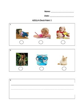 AZELLA Practice Asessments