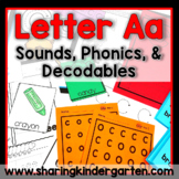 Letter Aa {Print & Play Pack}