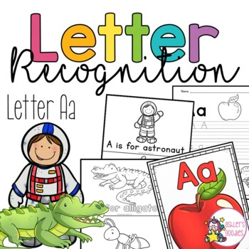 Aa Letter Recognition Worksheets