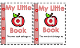 Aa Phonics Booklet