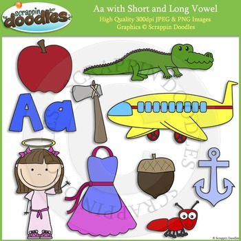 A Short and Long Vowel
