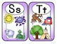 Aa Thru Zz Flash Cards Set 4