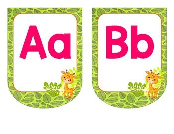 Aa-Zz Cards
