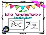 Aa-Zz Letter Formation Posters FREE!!