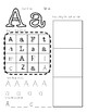 Aa-Zz Letter Recognition Pages