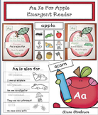 Aa is for Apple Emergent Reader & Game