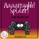 Aaaarrggh! Spider! Boom Cards