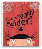 Aaaarrgghh! Spider!  8 cell tech talk overlay