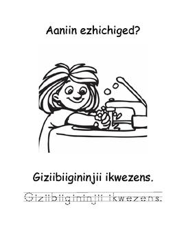 Aaniin Ezhichiged?