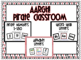 Aargh! Pirate Classroom Theme