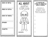 Aaron Copland - Famous Composer Research Project, Music History