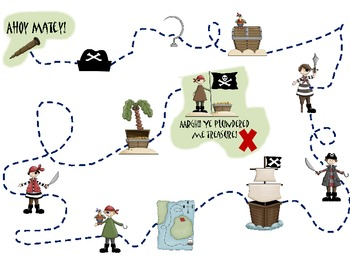 Aarrgh! Bossy R articulation and Descriptive Language games for pirates