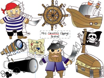 Aarrgh! Pirates Package