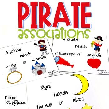 Aarrr! Pirate Associations