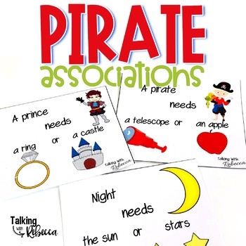 Aarrr! Pirate Associations