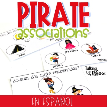 Pirate Associations in Spanish for Speech Therapy