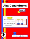 Aba-Conundrums Level A