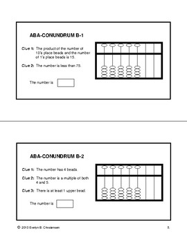 Aba-Conundrums Level B
