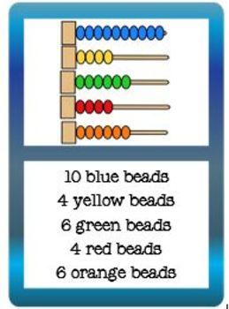Abacus Matching Task