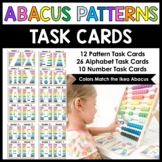 Abacus Patterns Task Cards