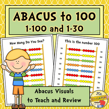 Abacus to 100