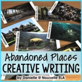 Abandoned Places - Creative Writing from Nonfiction - Dist