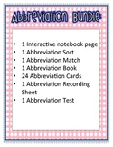 Abbreviation Bundle
