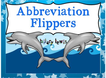 Abbreviation FLIPPERS