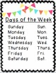 Abbreviation Posters or Book for Student Use
