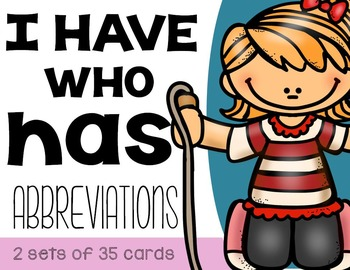Measurement Abbreviations Worksheets & Teaching Resources | TpT